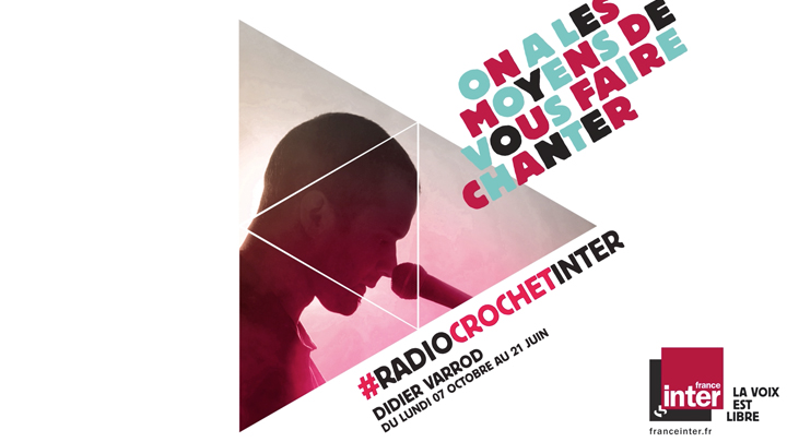 France Inter radio crochet